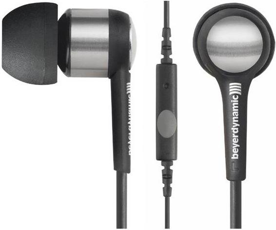 beyerdynamic MMX 100 in-ear headphones