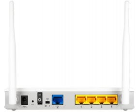 CradlePoint MBR900 Mobile Broadband N Router Ports