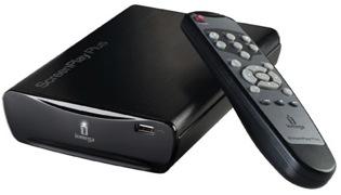 Iomega ScreenPlay Plus HD Media Player