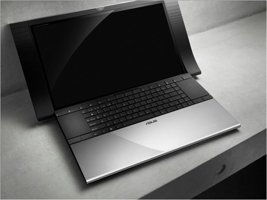 ASUS NX90 Bang & Olufsen ICEpower Notebook PC