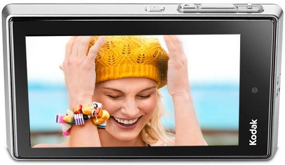 KODAK SLICE Touchscreen Digital Camera - Back