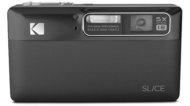 KODAK SLICE Touchscreen Digital Camera - Black