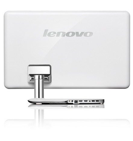 Lenovo IdeaCentre A300 All-In-One Desktop PC - back