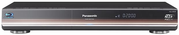 Panasonic DMP-BDT350 3D Full HD Blu-ray Disc player