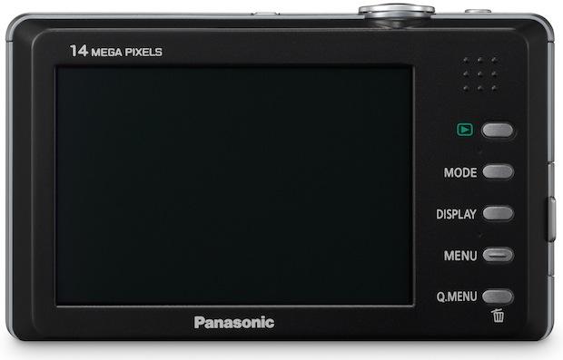 Panasonic DMC-FP3 Lumix Digital Camera