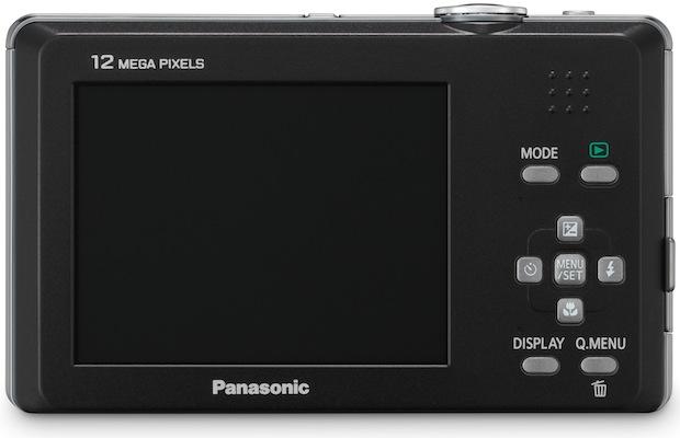 Panasonic DMC-FP1 Lumix Digital Camera