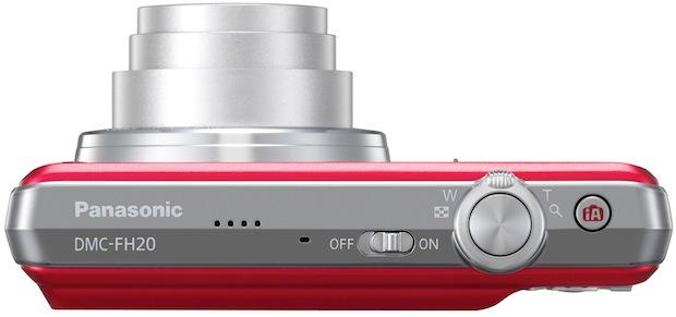Panasonic DMC-FH20