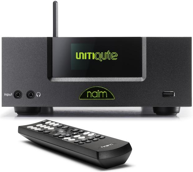 Naim UnitQute with remote