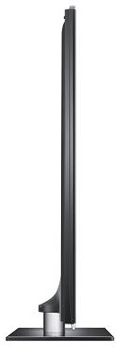 Samsung Plasma HDTV 8000 Series - side