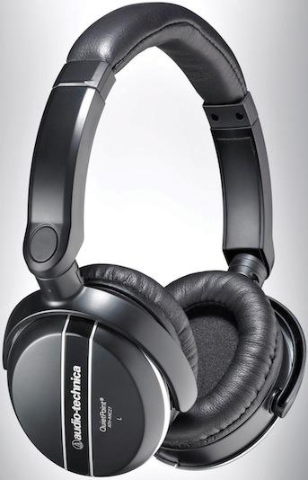 Audio-Technica ATH-ANC27 QuietPoint Headphones
