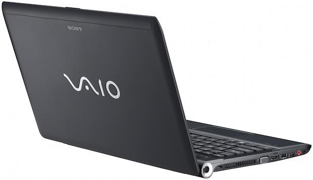Sony VAIO Y Series Notebook