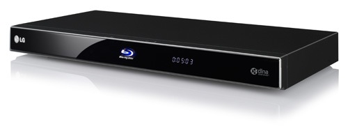 LG BD570 Blu-ray Disc Player