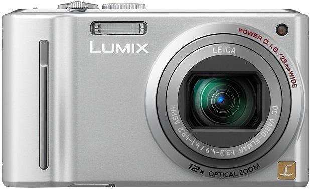 Panasonic DMC-ZS5 LUMIX Digital Camera - Front