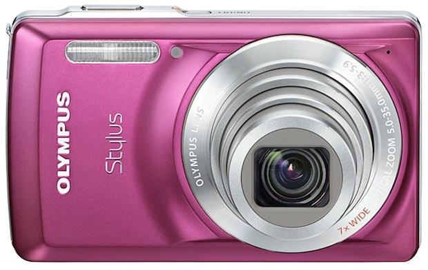 Olympus STYLUS-7030 Digital Camera