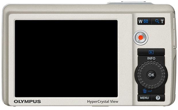 Olympus STYLUS-5010 Digital Camera