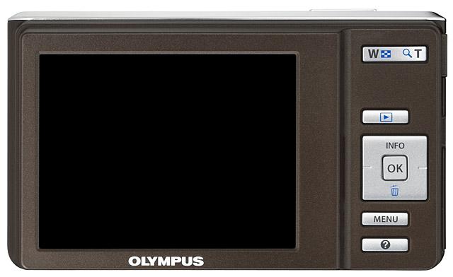Olympus FE-4020 Digital Camera