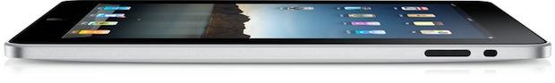 Apple iPad Profile