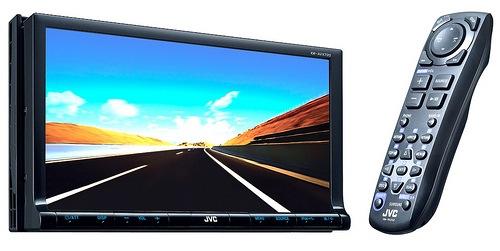 JVC KW-AVX720 DVD/CD/USB Receiver