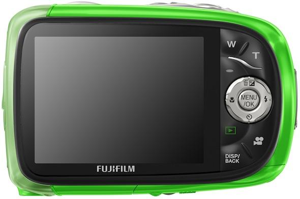 FujiFilm FinePix XP10 Digital Camera - Back