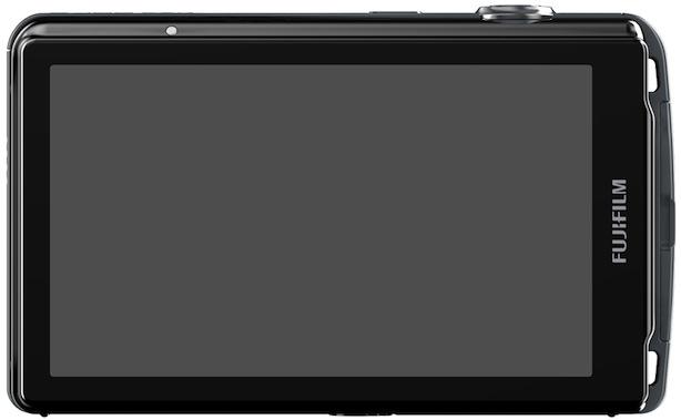 FujiFilm FinePix Z700EXR Digital Camera - Back