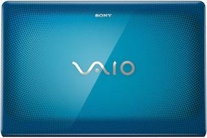 Sony VAIO E Series Notebook - Blue