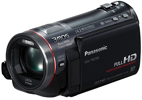 Panasonic HDC-TM700 Camcorder