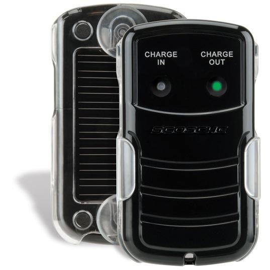 Scosche.com solBAT II Solar Powered Charger