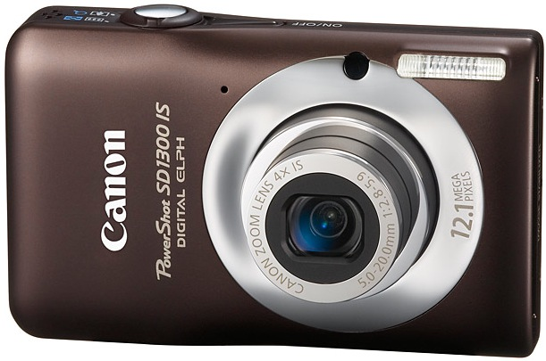 Canon PowerShot SD1300 IS Digital ELPH Camera