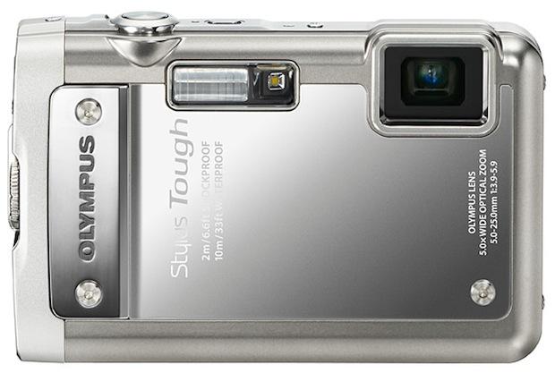 Olympus Stylus TOUGH-8010 Digital Camera - front