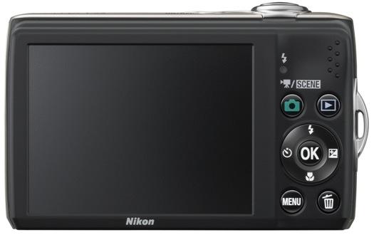 Nikon Coolpix L22 Digital Camera - back