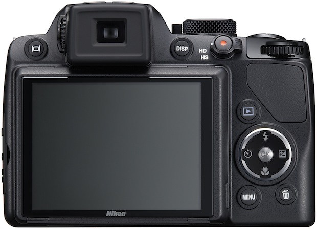 Nikon Coolpix P100 Digital Camera - back