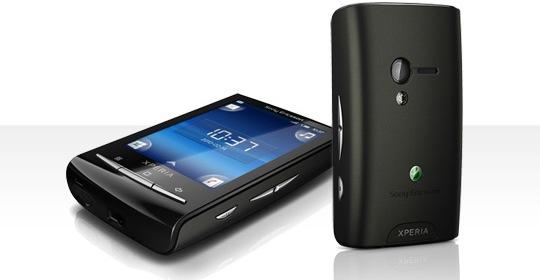 Sony Ericsson Xperia X10 mini Smartphone