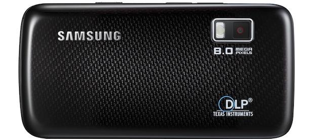 Samsung I8520 Cell Phone 8-megapixel Camera