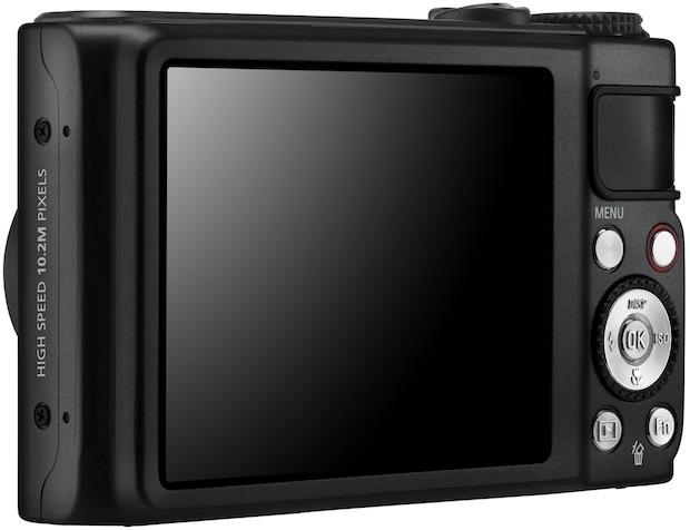 Samsung TL350 Digital Camera - Back