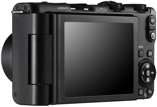 Samsung TL500 Digital Camera - Back