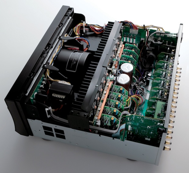 Integra DTA-70.1 Power Amplifier - Top