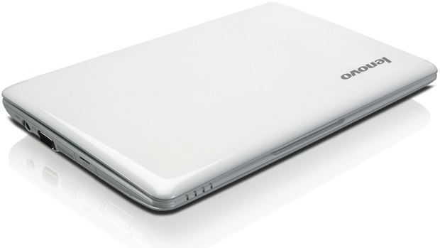 Lenovo IdeaPad S10-3s Netbook - Closed