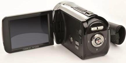 Toshiba CAMILEO X100 Camcorder