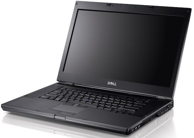Dell Latitude E6410 Laptop - Front