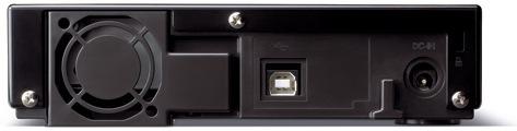 Buffalo DriveStation AV USB 2.0 Multimedia Hard Drive