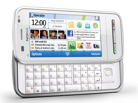 Nokia C6 Symbian Smartphone