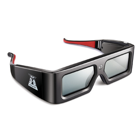 ViewSonic PGD-150 Active Stereographic 3D Shutter Glasses - Angle
