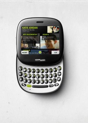 Microsoft KIN One Windows Phone