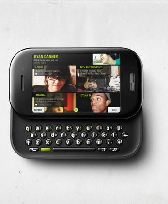Microsoft KIN Two Windows Phone