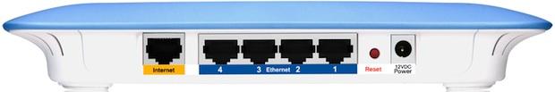 Cisco Valet M10 - Back