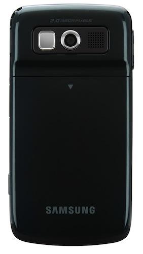 Samsung Exec SCH-i225 Smartphone - Back