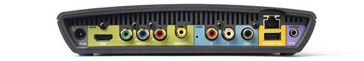 Kaleidescape M300 Movie Player Server - Back