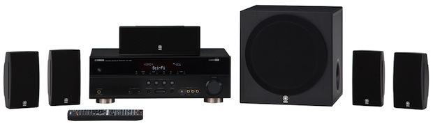 Yamaha YHT-493 Home Theater in a Box System