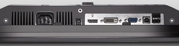 Dell UltraSharp U2211H - Ports