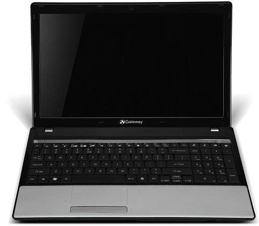 Gateway NV59C09u Notebook - Open